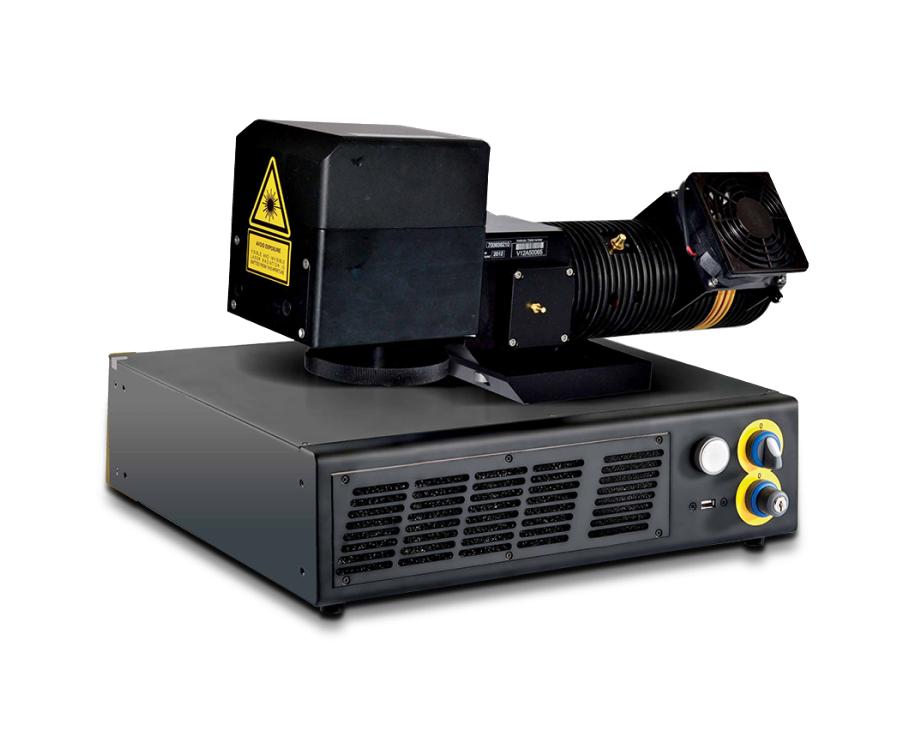 solid-state laser V-LASE